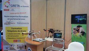 Salon drone