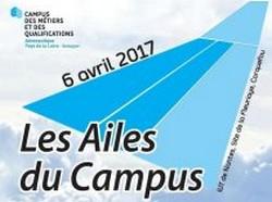 Les Ailes du Campus – 6 avril 2017