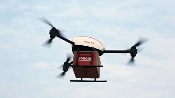 Drone Chinois de livraison