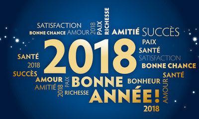 Le GRETA du Choletais vous souhaite une bonne année 2018