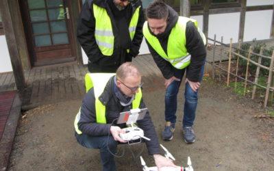 Les drones au service des communes
