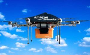 Livraison par Drone - Amazon
