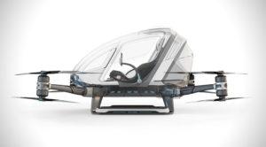 Drone individuel de transport