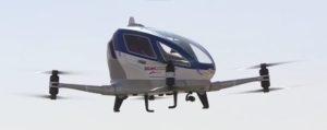 Taxi-Drone